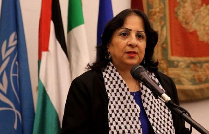 فلسطين | وزيرة الصحة وصندوق الأمم المتحدة للسكان يوقعان خطة العمل المعدلة