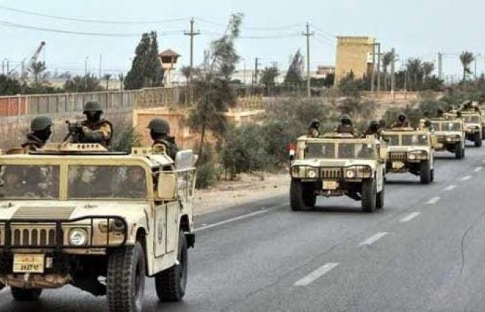 مصر | مصر.. الشرطة تصفي 11 إرهابياً في اشتباكات بالعريش