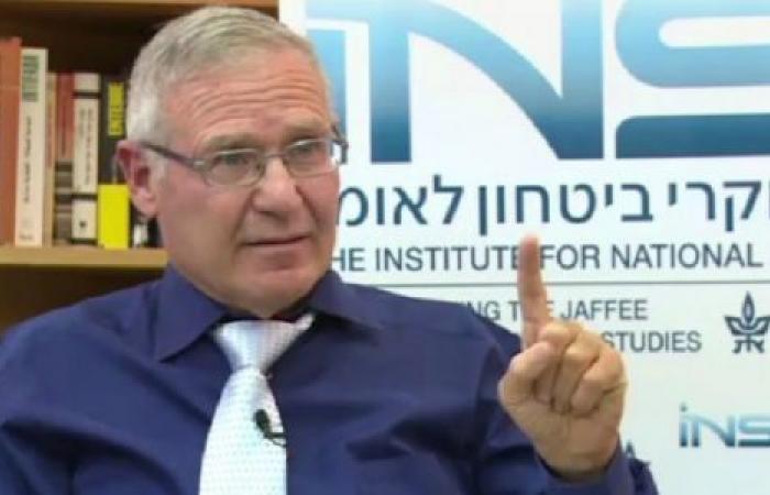 فلسطين   يادلين يدعو تغيير التوازن الإستراتيجي مع غزة وتحذير من انفجار بالضفة