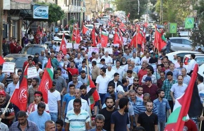 فلسطين   الشعبية: مخططات التهجير الصهيونية ضد شعبنا لم تتوقف