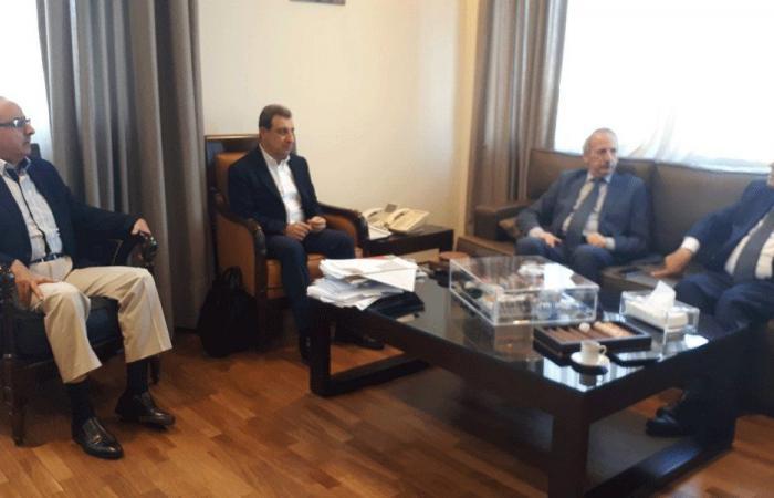 أبو فاعور: بدأنا بالاجراءات المتشددة لضبط المستوردات