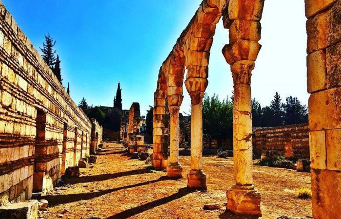 مجلس الانماء والاعمار: انتهاء اعمال الترميم لاعمدة معبد جوبيتر