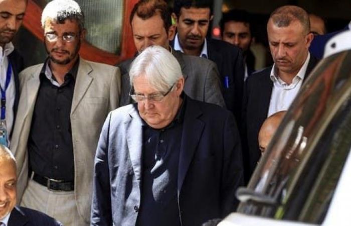 اليمن   غريفيثس يصل صنعاء بعد الرياض لمتابعة تنفيذ اتفاق الحديدة