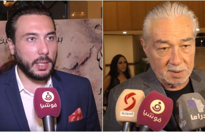 """يزن نجدة أنزور يفتتح فيلمه """"جوري"""".. وهذا ما قاله والده عنه!"""