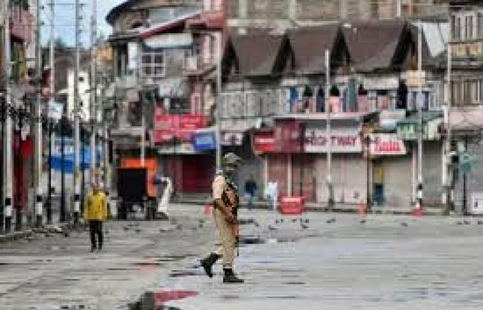 قتيلان في إطلاق نار في الشطر التابع للهند من كشمير