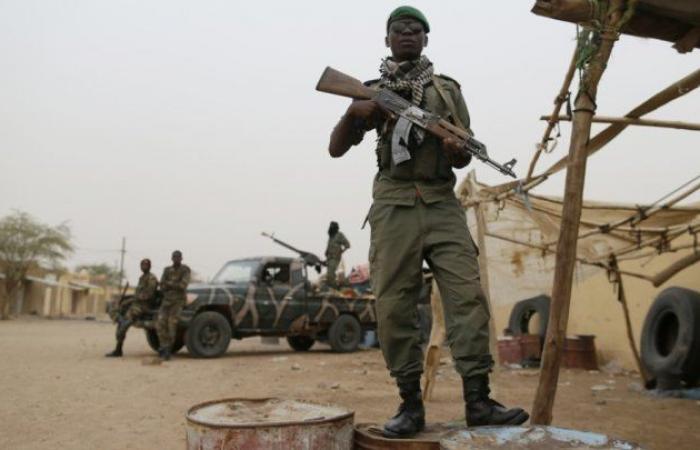 مقتل خمسة جنود في مالي