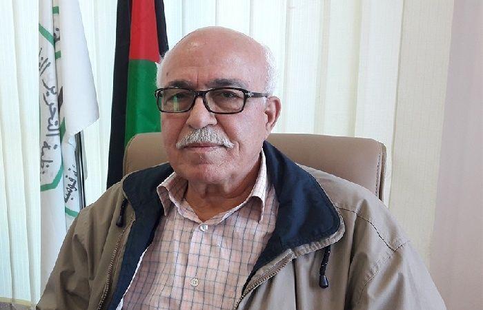 فلسطين   رأفت: لن نسمح للاحتلال بتهجير شعبنا في قطاع غزة