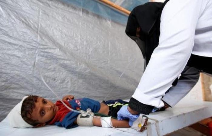 اليمن | اليمن.. 773 وفاة بالكوليرا في اليمن منذ بداية 2019