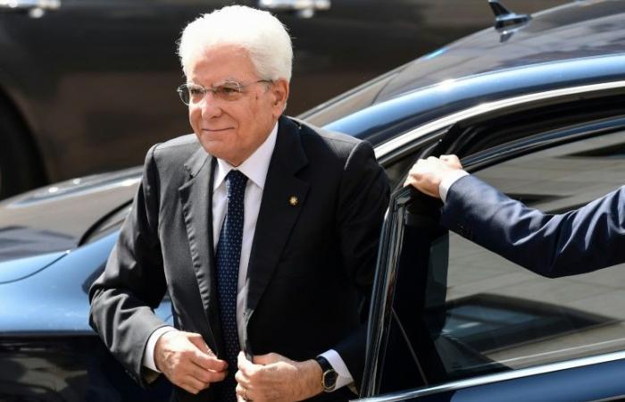 اليوم الثاني من محادثات الأزمة في ايطاليا بعد استقالة رئيس الوزراء