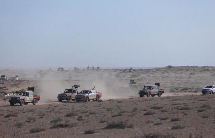 ليبيا.. الجيش يحبط هجوماً للوفاق جنوب طرابلس