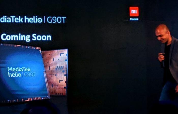 هاتف Redmi Note 8 Pro سيعمل بواسطة معالج Helio G90T