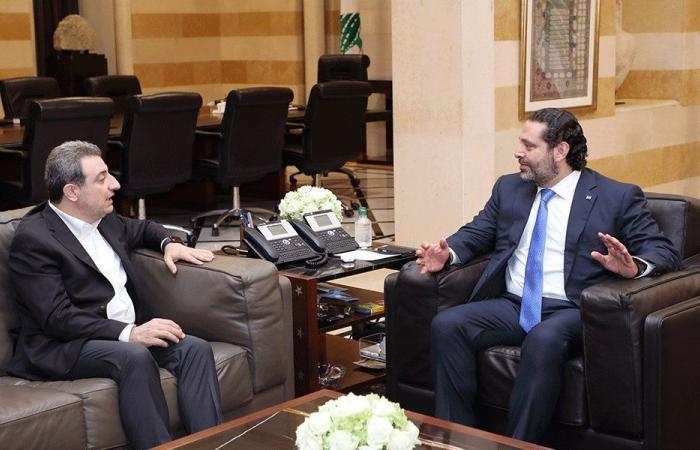 الحريري عرض شؤونًا وزارية مع أبو فاعور وبطيش