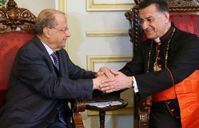 """تكريس """"الإستراتيجيات"""" بين البطريرك والرئيس"""