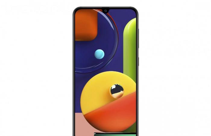 سامسونج تكشف عن هاتفي Galaxy A50s وA30s بتصميم جديد