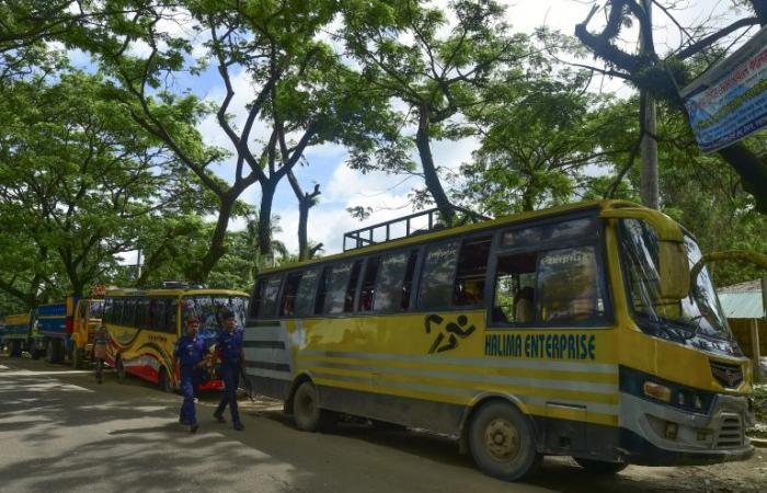 اللاجئون الروهينغا يمتنعون عن الحضور مع بدء عملية لإعادتهم إلى بورما