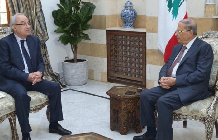 عون: لبنان سيكون منبعا لرسالة السلام