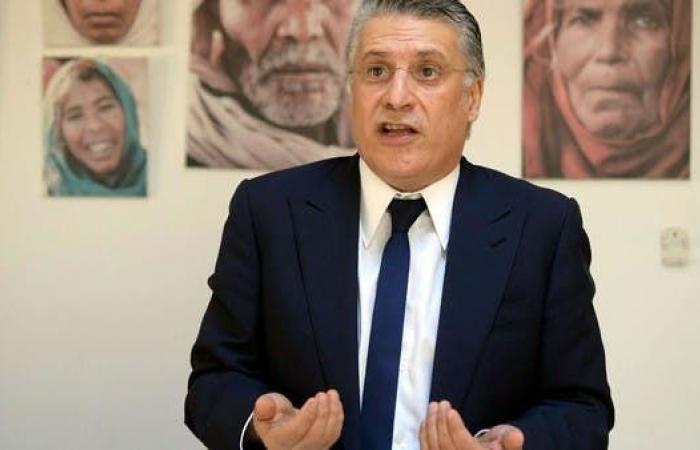 توقيف المرشح الى انتخابات رئاسة تونس نبيل القروي