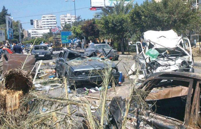 الذكرى 6 لتفجير المسجدَين في طرابلس