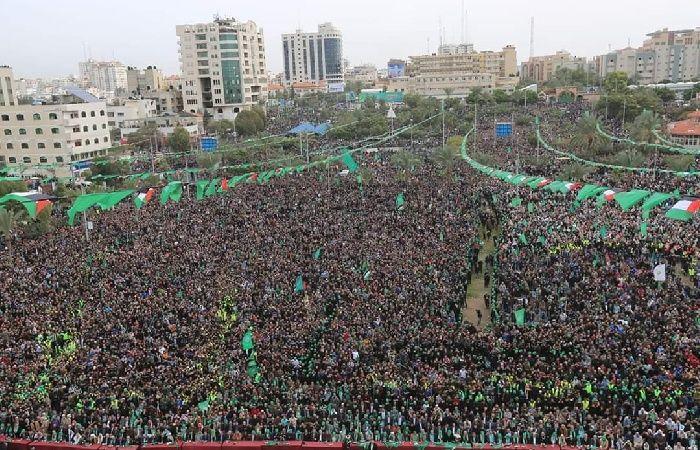 """فلسطين   حماس: """"عملية دوليب"""" مباركة وتلبية لنداء الأقصى"""