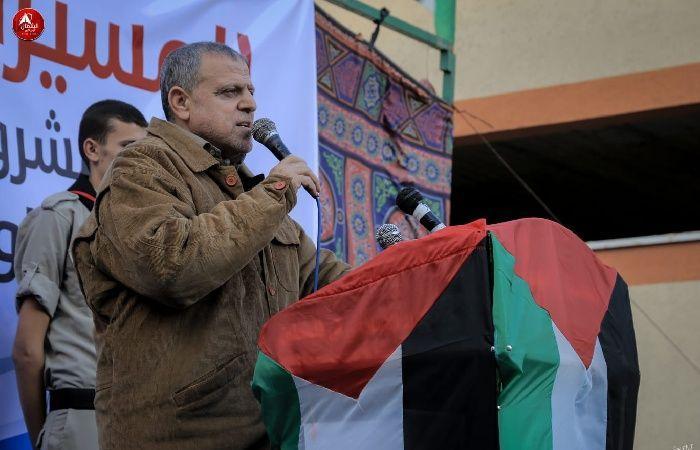 فلسطين | سهيل الهندي: قتلة الأبرياء لن يزيدونا إلا وحدة