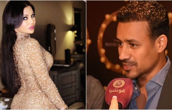 """أحمد داوود يثير الشكوك حول فيلم هيفاء وهبي """"عقدة الخواجة"""".. ماذا قال؟"""