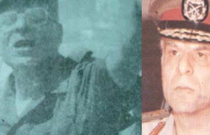 مصر | قصة رئيس أركان للجيش تقدم السيسي مشيعيه