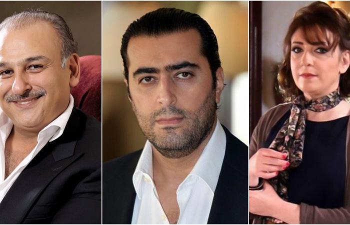 وفاء موصللي تفاضل بين طليقيها.. وياخور: لا أتفق مع جمال سليمان في هذا الأمر!