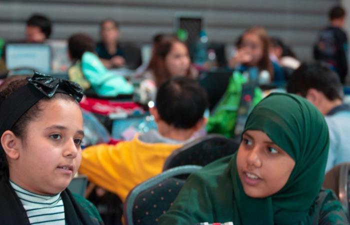 الخليح   السعودية تحقق المركز الـ 7 عالمياً في أولمبياد الروبوت
