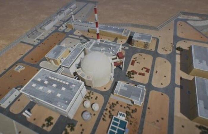 إيران   انتهاكات نووية.. إيران تبدأ تشييد مفاعل ثانٍ بمحطة بوشهر