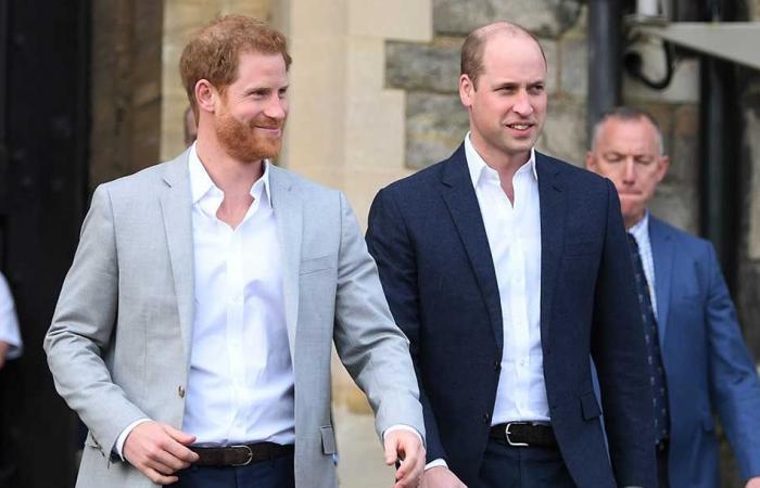 هاري وويليام يجتمعان بعد الخلافات.. هل بدا الوضع متوترًا؟