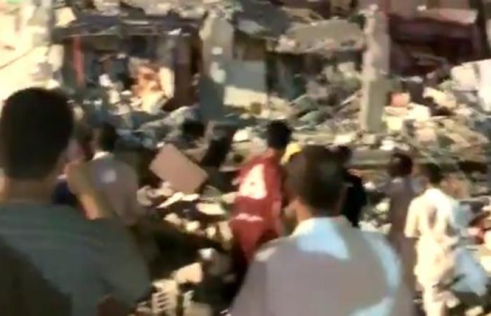 الخليح   شاهد.. انفجار داخل منزل بالدمام وجرح 13