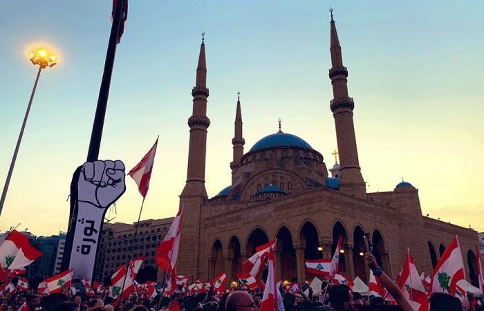 بالفيديو: مشهد رائع يزيّن بيروت الأحد