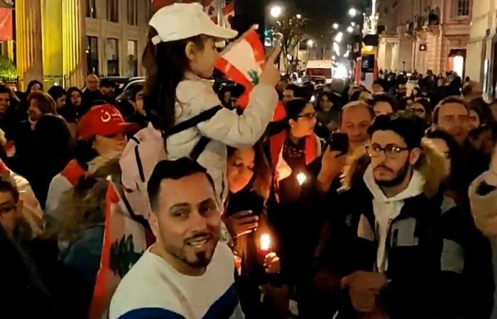 بالفيديو: تظاهرة في لندن دعمًا للانتفاضة
