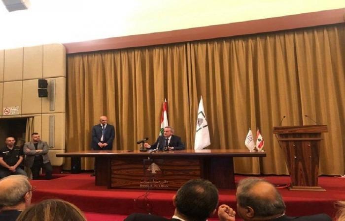 سلامه: نحاول أن نحمي لبنان