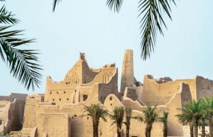 """الخليح   """"بوابة الدرعية"""" الوجهة السياحية الجديدة للسعودية"""