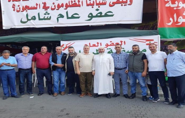 أهالي الموقوفين الإسلاميين: العفو العام الشامل مطلبنا