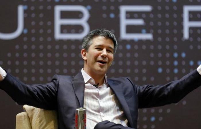 مؤسس 'أوبر' يبيع 20% من حصته في الشركة