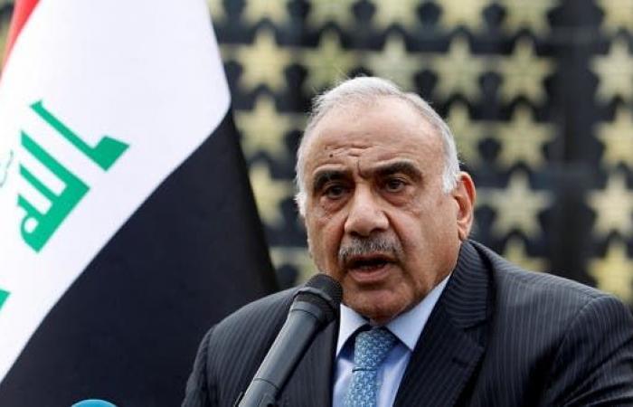 العراق | عبدالمهدي: لا نريد لحراك العراق إلا أن يخرج منتصراً