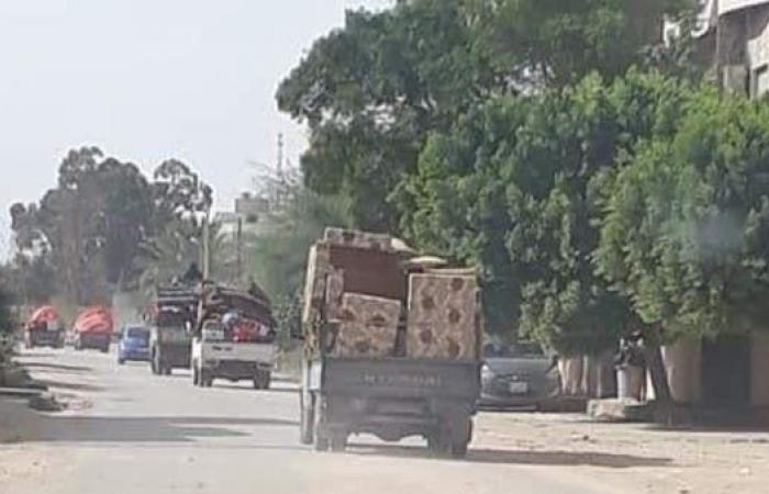 كتائب حكومة الوفاق تخلي حي الزهور بطرابلس وتحوله لمنطقة عسكرية