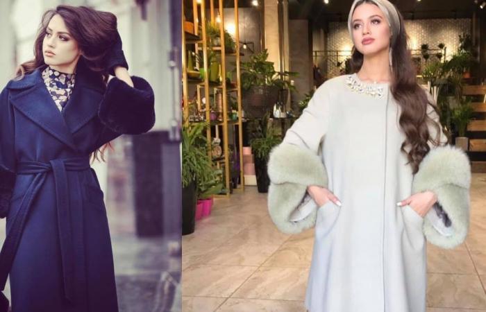"""مريم ناظم أول عارضة أزياء يمنية """"تلفت الأنظار"""" في حفل زفافها.. شاهدي!"""