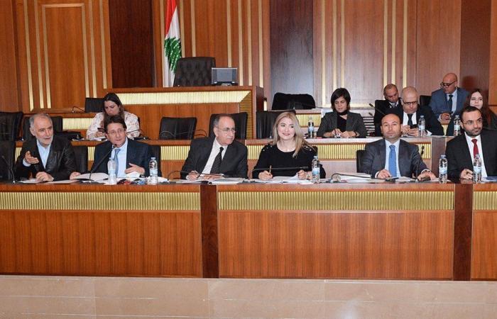 لجنة المال أقرت موازنات 5 وزارات