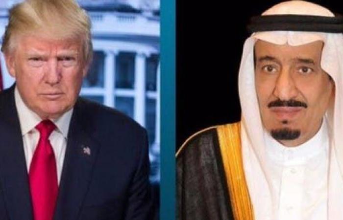 الخليح   الملك سلمان يوجه أجهزة الأمن بالتعاون مع أميركا بحادث فلوريدا