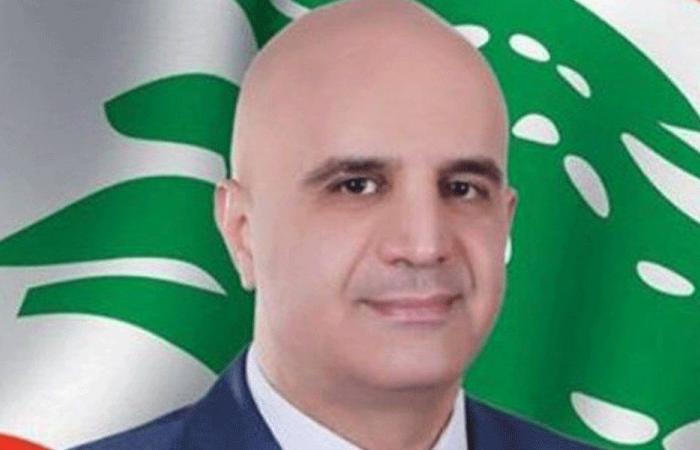 دمرجيان: لا خلاص للبنان إلا بتطبيق القوانين
