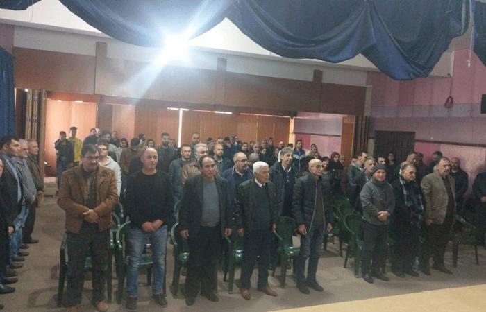 ندوة اقتصادية-اجتماعية في الهرمل
