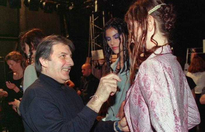 وفاة مصمم الأزياء الفرنسي إيمانويل أونغارو