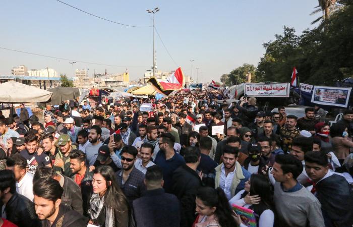 العراق | متظاهرو العراق: نحن الكتلة الأكبر.. والسهيل يؤكد ترشيحه