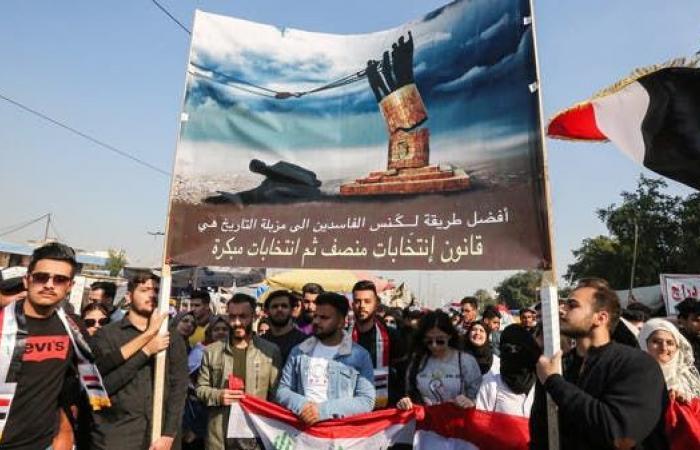 العراق | ناشطو بغداد مكممو الأفواه.. وطرقات الجنوب مقفلة