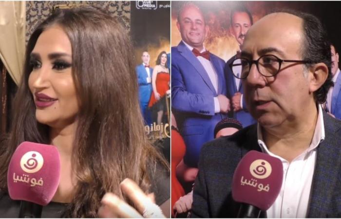 """محمد خير الجراح وأريج خضور في """"سلطان زمانو"""".. ماذا قال الثنائي؟"""
