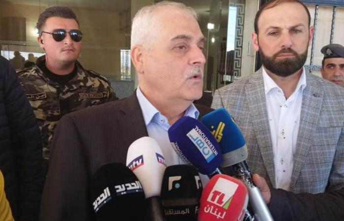 جبق يعلن عن انشاء مستشفى حكومي في عكار