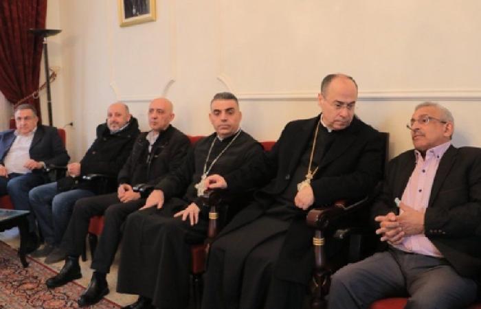 سعد جال مهنئًا بالميلاد: نتمنى أن يأتي خلاص لبنان